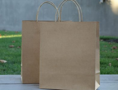 Usage of Paper Bags increased